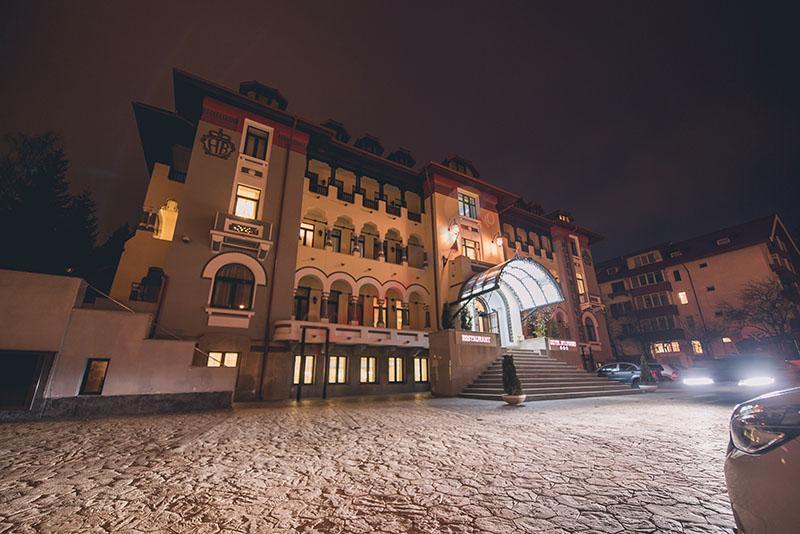 BRASOV Craciun  2020 Predeal - Hotel Bulevard