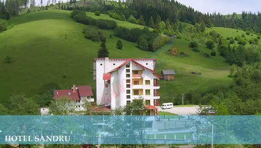 SUCEAVA Revelion 2018 in Bucovina - Hotel Sandru Campulung Molodovenesc