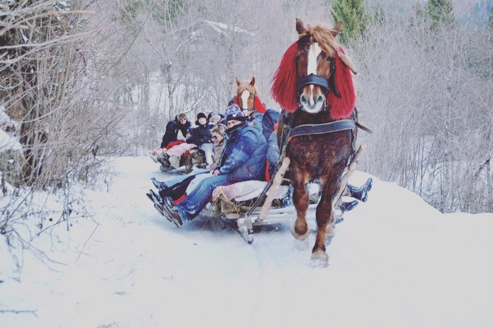 SUCEAVA Revelion 2021 in  Bucovina -Aqua Alpin Campulung Moldovenesc