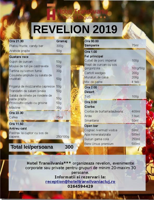 CLUJ Revelion 2019