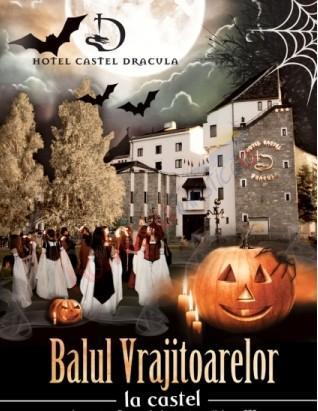 "BISTRITA-NASAUD Halloween Romania 2019 - Acasa la Contele ""Dracula"""