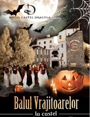 BRASOV Halloween 2018 - Acasa la Contele Vampir Dracula