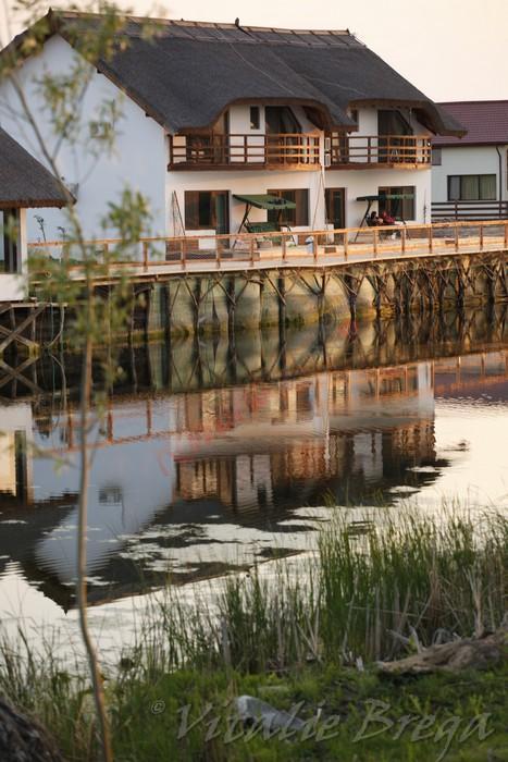 TULCEA Primavara in Delta Dunarii