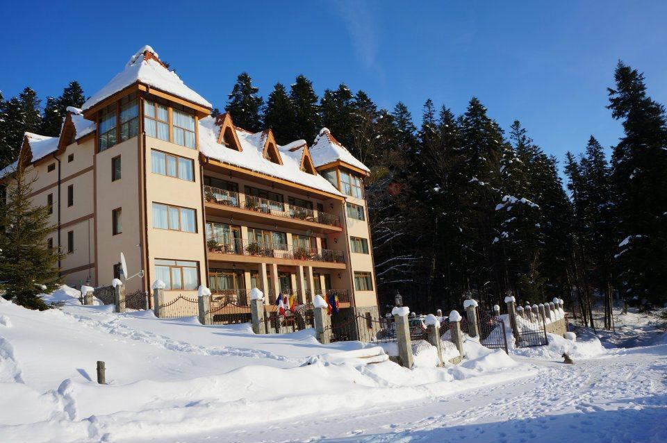 PRAHOVA Craciun 2017 la Sinaia - Hotel  Cumpatu