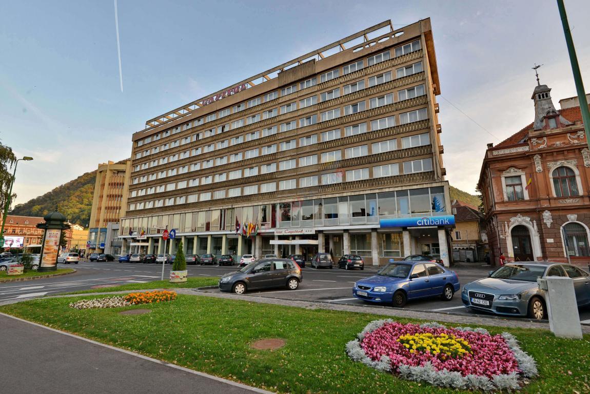 BRASOV Revelion 2019 la Brasov  -  Hotel Capitol