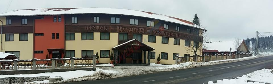 MARAMURES Craciun 2019 in Maramures - Hotel Roata Cavnic