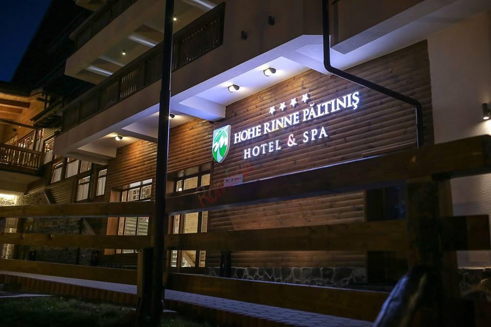 SIBIU Revelion 2019 la Paltinis - Hotel Hohe Rinne