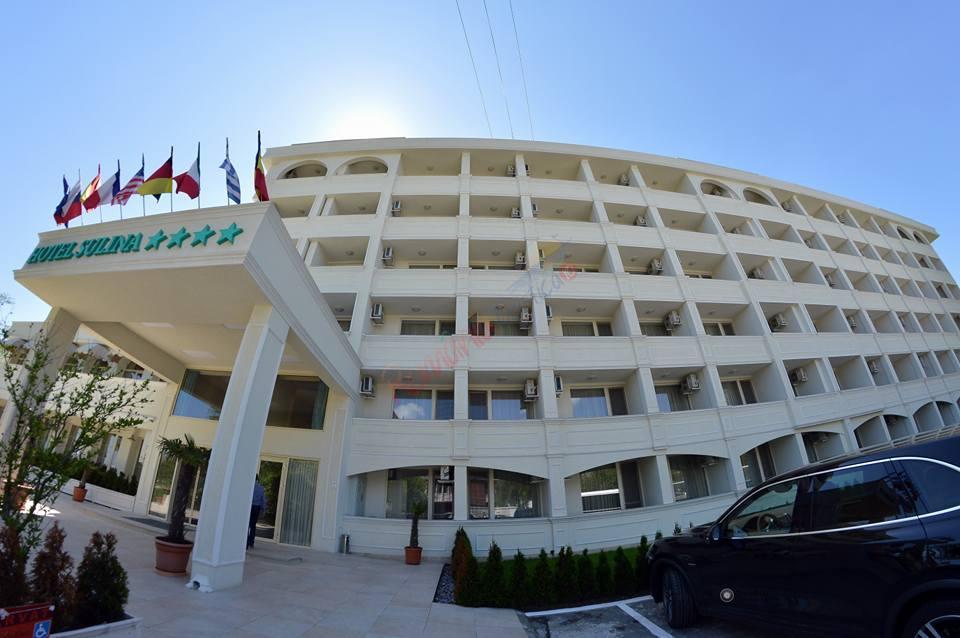 CONSTANȚA Oferta Litoral 2019 - Hotel Sulina International Mamaia