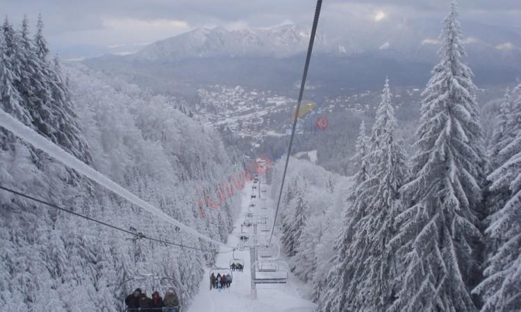 BRASOV Weekend la Ski la Predeal