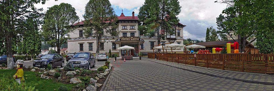 SUCEAVA Paste 2020 in Bucovina - Hotel Carol Vatra Dornei