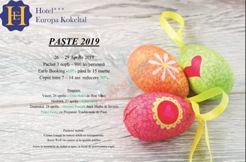 MURES Oferta Paste 2019 - Sighisoara