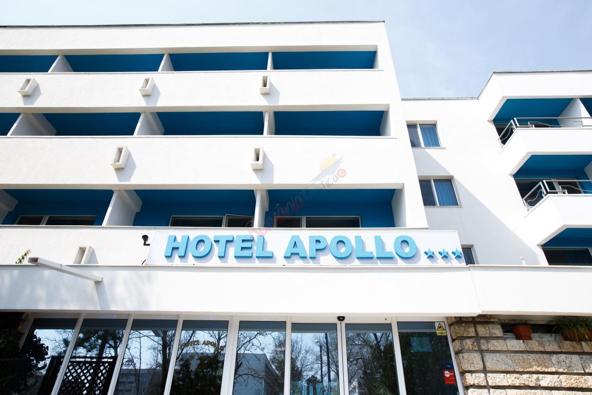 CONSTANȚA Oferta Litoral 2019 - Hotel Apollo Mamaia