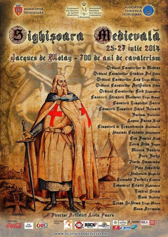 MURES Excursie Festival-Sighisoara Medievala