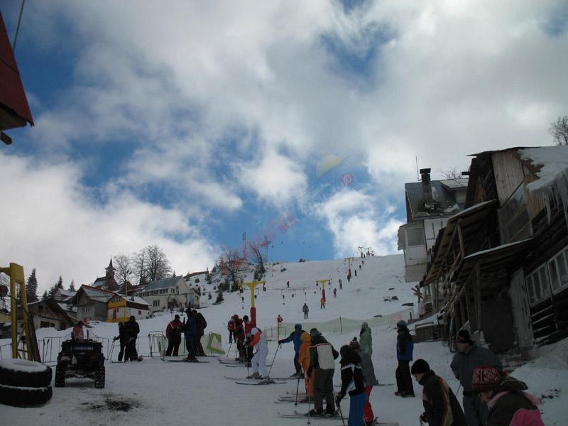 HUNEDOARA Sejur la schi in Straja