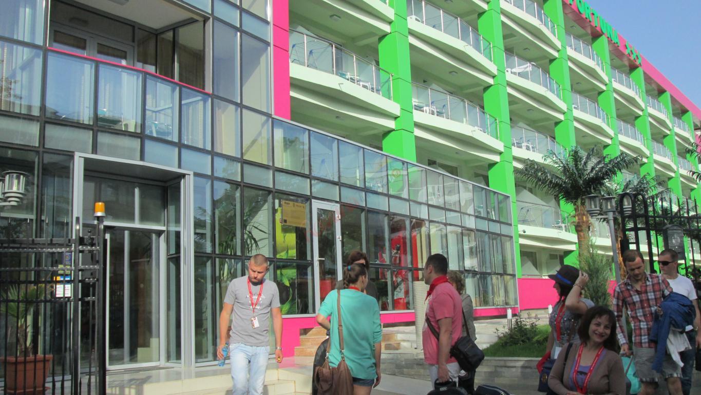CONSTANȚA Oferta Litoral 2019 - Hotel Fortuna  Eforie Nord