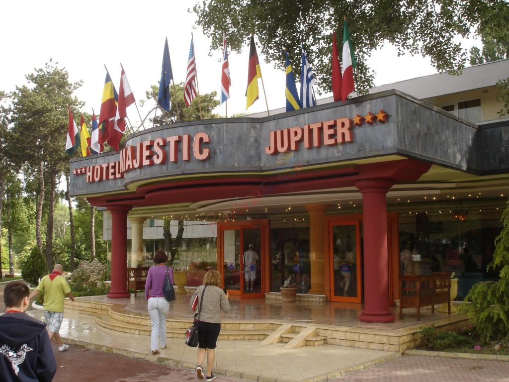CONSTANȚA Oferta Litoral 2019 - Hotel Majestic Jupiter