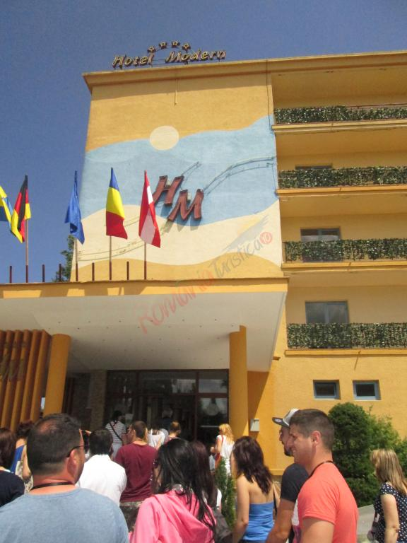 CONSTANȚA Oferta Ultra ALL INCLUSIVE Litoral 2018 - Hotel Modern Mamaia