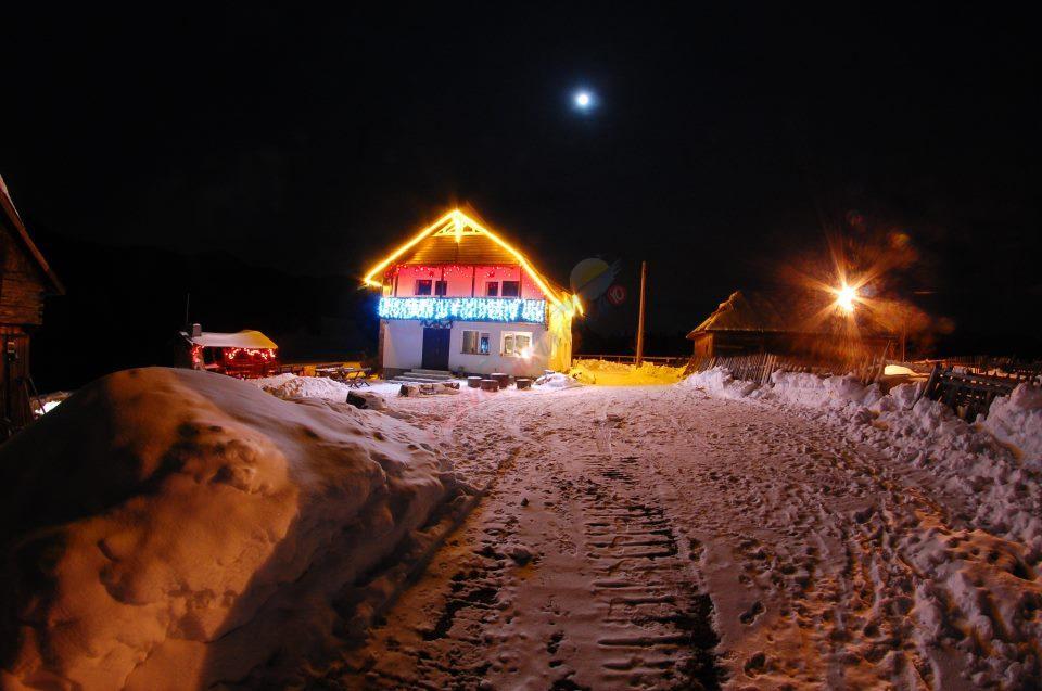 BRASOV Tabara de Iarna la Schi la Fundata