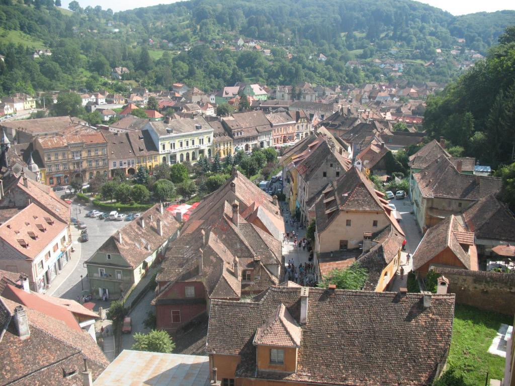 MURES City Break Sighisoara - Parfum Medieval