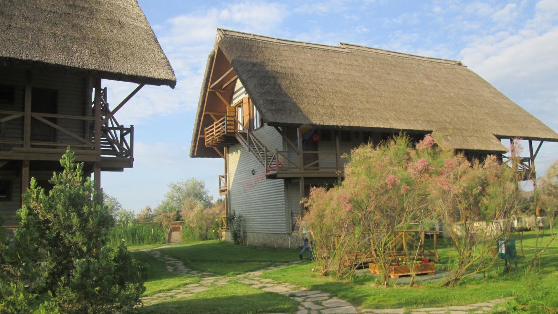 TULCEA Oferta Delta Dunarii 2019 -  Green Village Sfantu Gheorghe