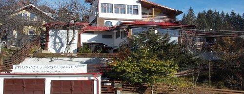PRAHOVA Oferta la Munte 2019 - Pensiunea New Aosta Garden Sinaia
