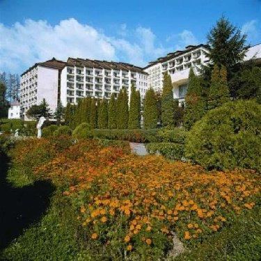BISTRITA-NASAUD Oferta Balneo 2017 - Hotel Somesul Sangeroz Bai