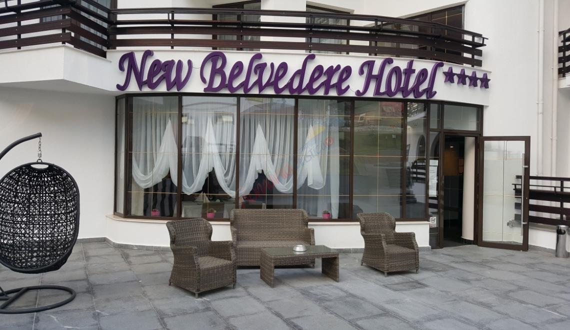 BRASOV Revelion 2018 - Hotel New Belvedere Poiana Brasov