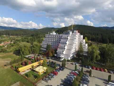 COVASNA Revelion 2019 - Hotel Montana Covasna