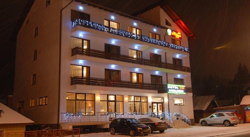 BRASOV Craciun 2018 - Hotel Noblesse Predeal
