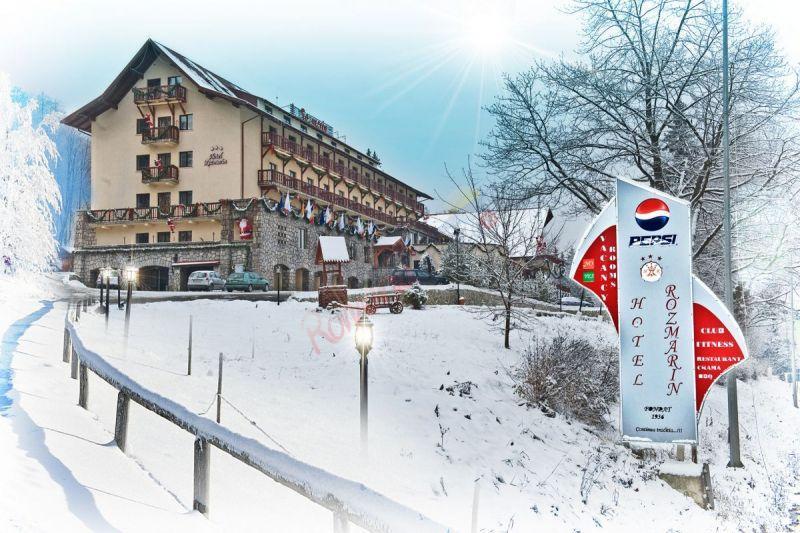 BRASOV Craciun 2019 - Hotel Rozmarin Predeal