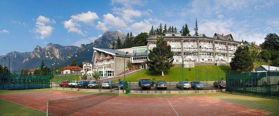 PRAHOVA Craciun 2018 - Hotel Alexandros Busteni