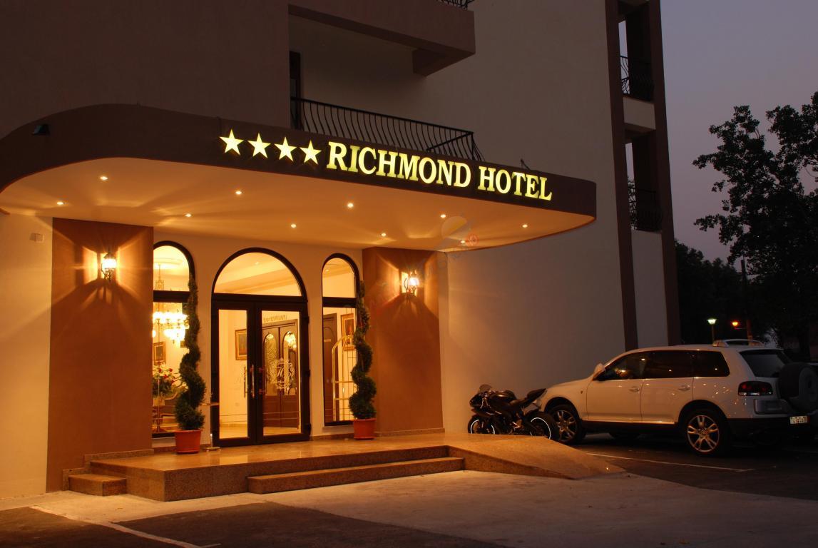 CONSTANȚA Oferta Litoral 2018 - Hotel Richmond - Mamaia