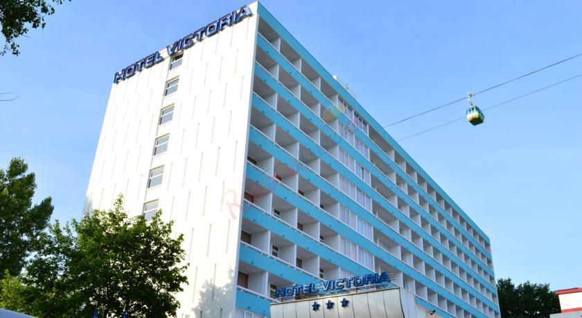 CONSTANȚA Oferta Litoral 2019- Hotel Victoria - Mamaia