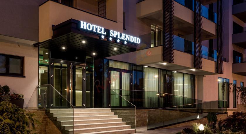 CONSTANȚA Inscrieri Timpurii Litoral 2019 - Hotel Splendid  Mamaia