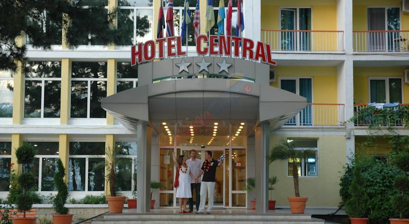CONSTANȚA Oferta Litoral 2021 - Hotel Central  Mamaia