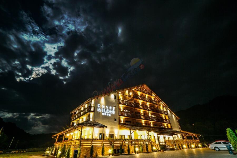MARAMURES Craciun 2018 in Maramures -  Hotel Miraje Viseu de Sus