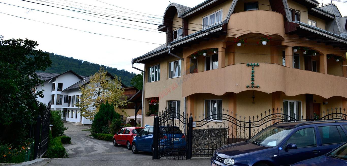 SUCEAVA Craciun 2017 in Bucovina - Casa Indra Gura Humorului