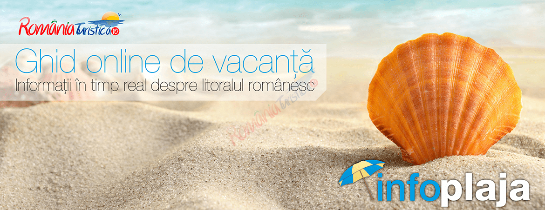Informații despre plajele din România